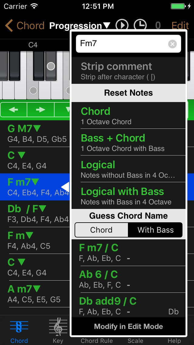 Chord NOTE E | Rootage Official Site